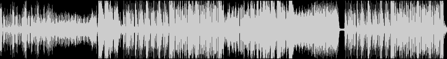 明確なハウスダンスエレクトロニカは...の未再生の波形