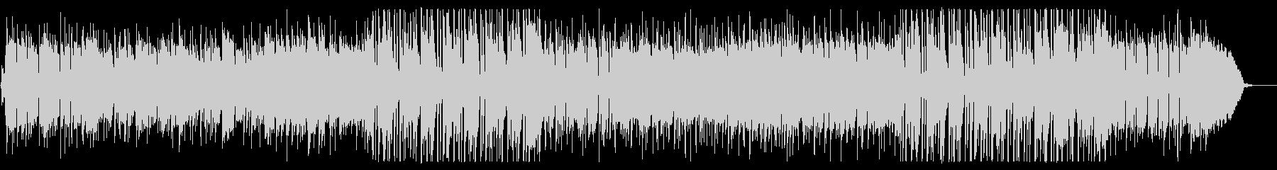 ハーモニカが奏でるフォーキーなポップスの未再生の波形