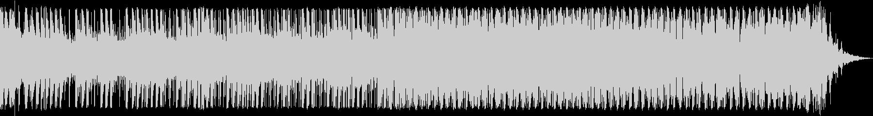 エレクトロニック 技術的な ハイテ...の未再生の波形