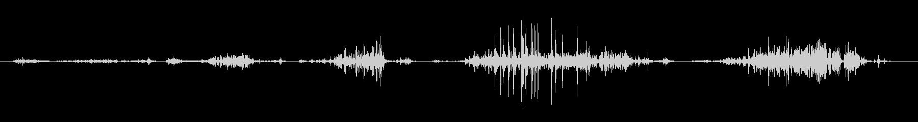 レザーチェア:ディープムーブメント...の未再生の波形
