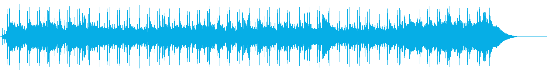おおらかなポップ/バラードの再生済みの波形