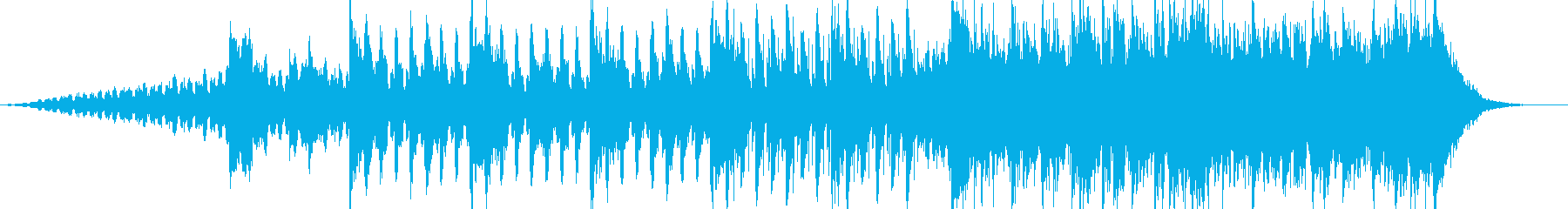 ブレイクビーツ アンビエント 実験...の再生済みの波形