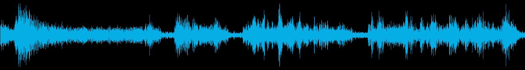 ロボットの動き、ドロイド、機械、サ...の再生済みの波形