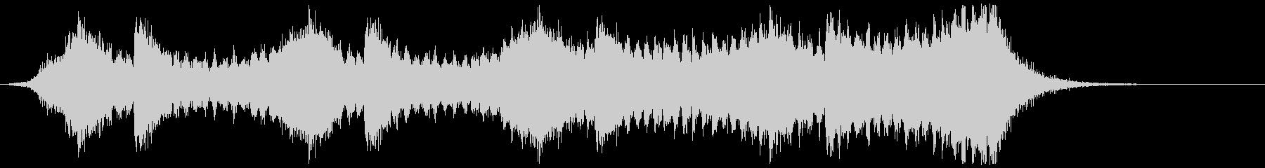 エピックなオーケストラ 分割07の未再生の波形