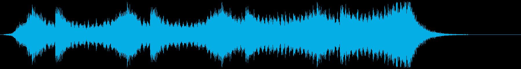 エピックなオーケストラ 分割07の再生済みの波形
