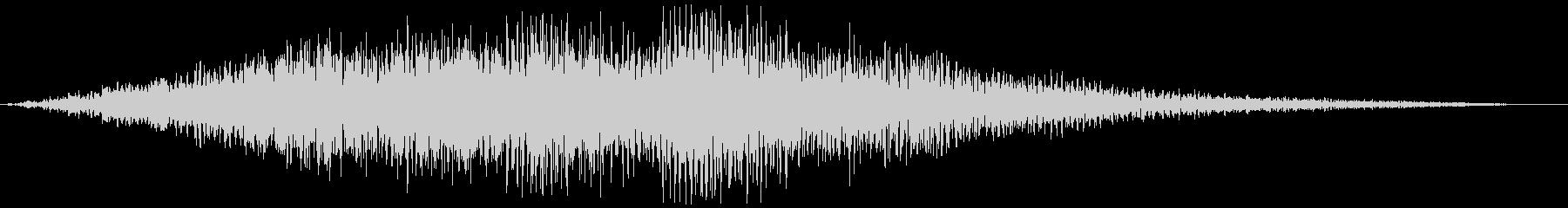 コンピュータの電子音、効果音_02の未再生の波形