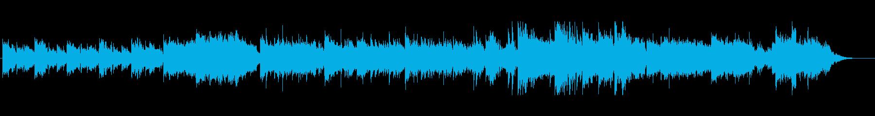 ノスタルジックで、地中海的で、反射...の再生済みの波形