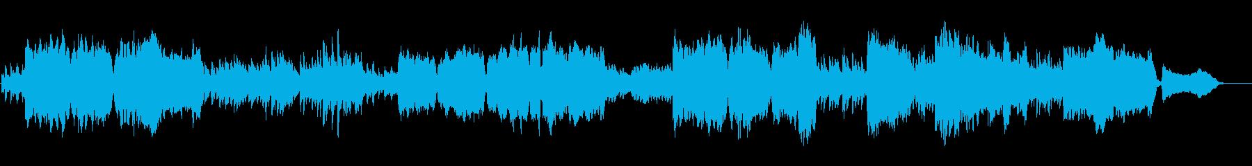 【生演奏】愛の挨拶/ E. エルガーの再生済みの波形