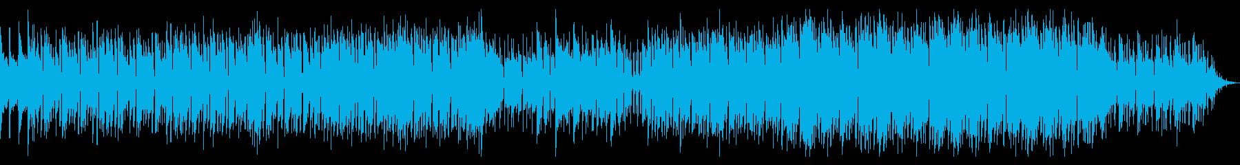 ハネモノエレピトリオの再生済みの波形