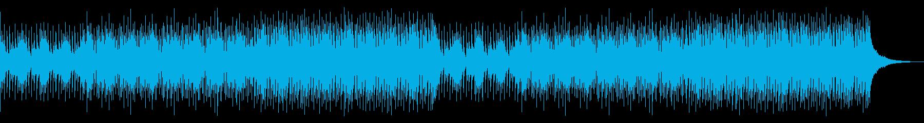 企業VP・CM ピアノ シンセ 切ないの再生済みの波形