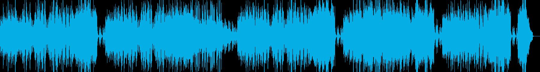 エリーゼのために・ジャズ ドラム無Cの再生済みの波形