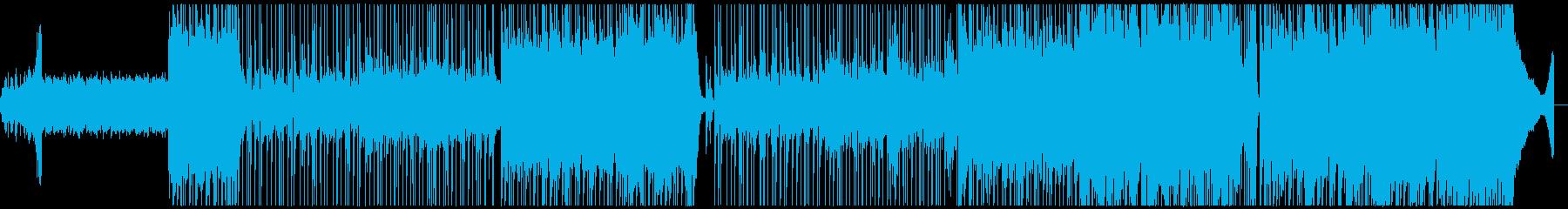 離れ離れになる心を切なく歌うバラードの再生済みの波形