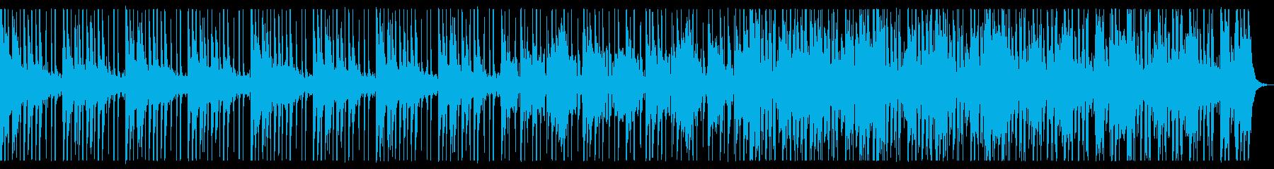シティポップトラック_No623_2の再生済みの波形