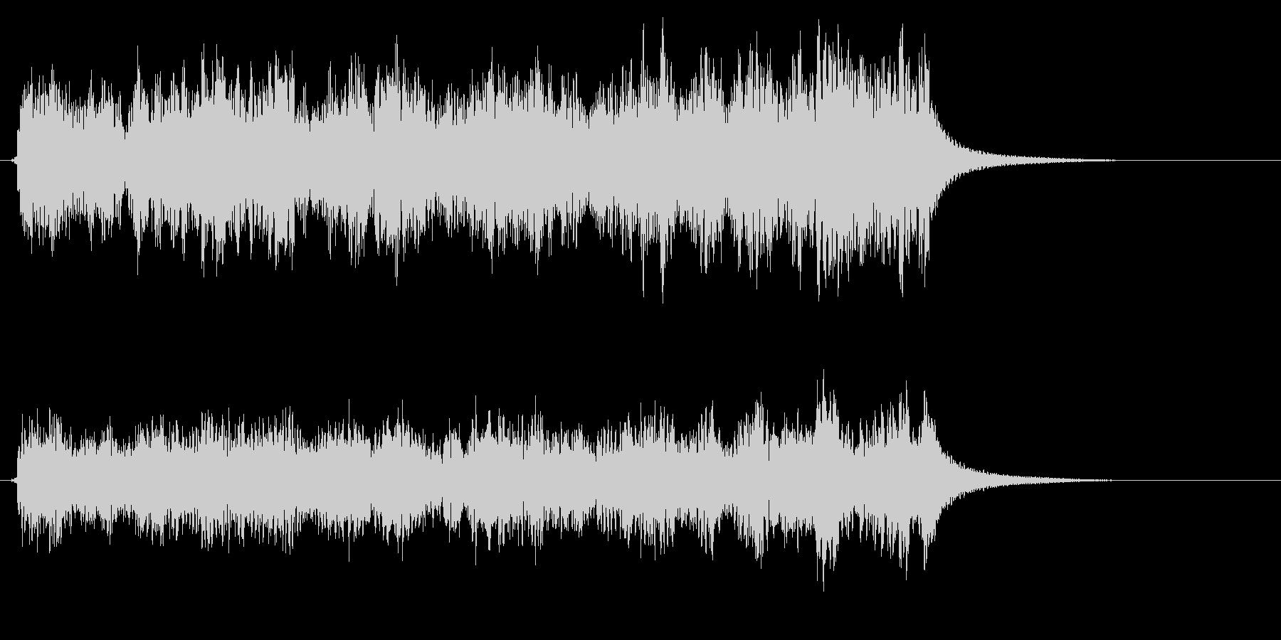 時計 アラーム04-04(弱 遠い)の未再生の波形
