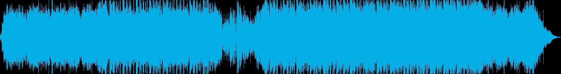 アンビエント 技術的な 感情的 説...の再生済みの波形