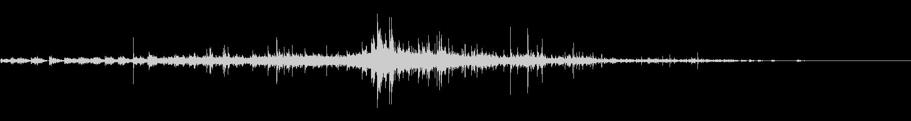 タザン・デ・ラタのスロースロー-キッチンの未再生の波形