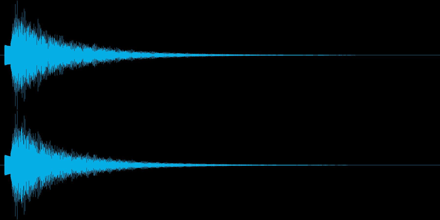 エレクトリックピアノ ピロリーンの再生済みの波形