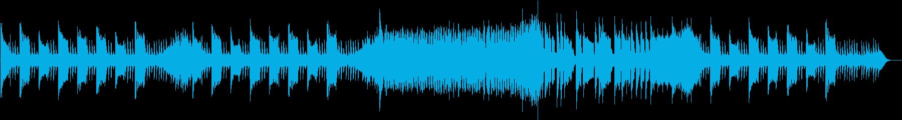 やや暗い映像向けのエレクトロの再生済みの波形
