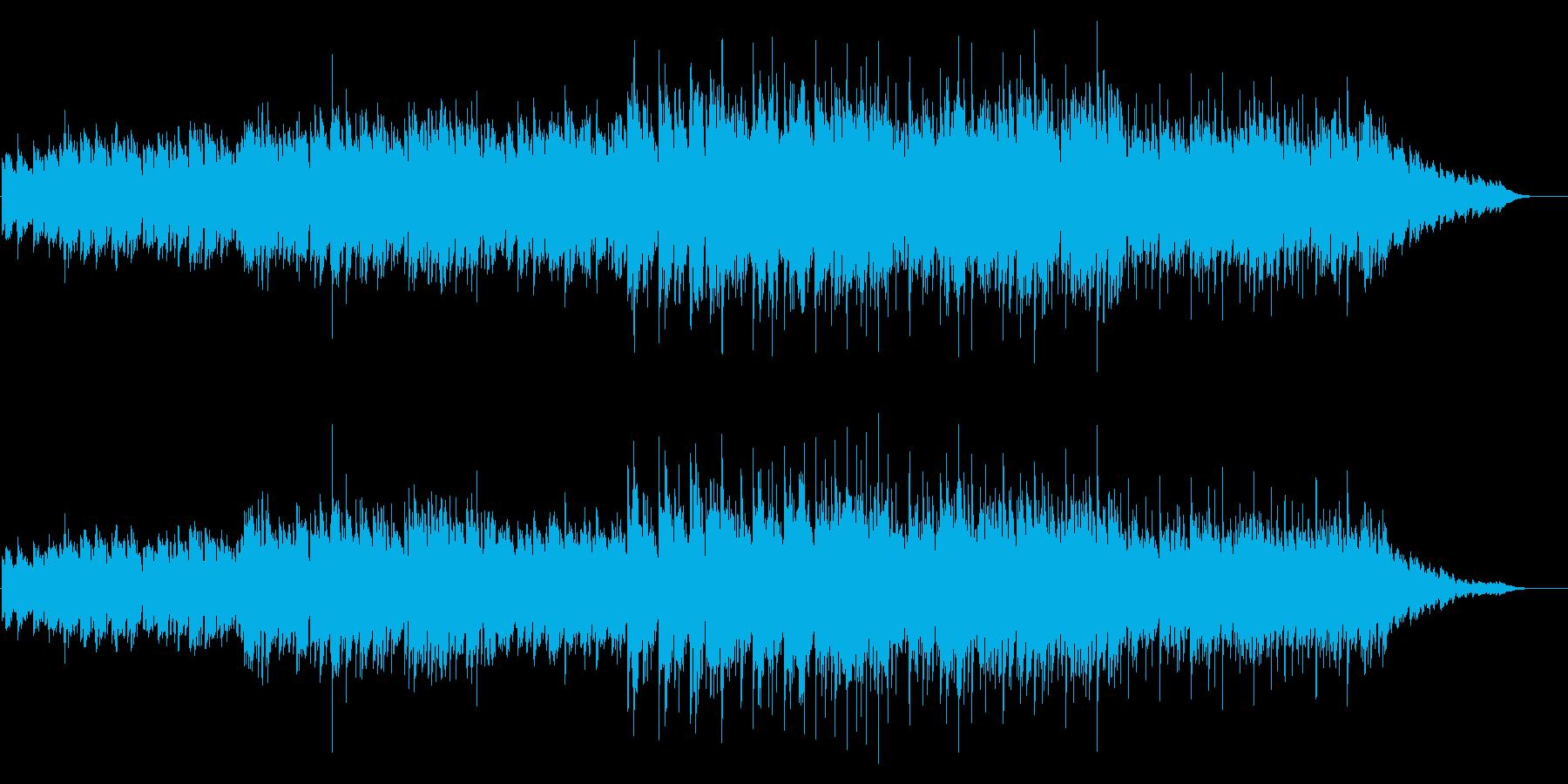 岬とその周りの風景をイメージした楽曲ですの再生済みの波形