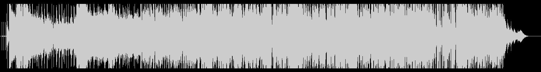 【電波系】疾走感のある明るいPopsの未再生の波形