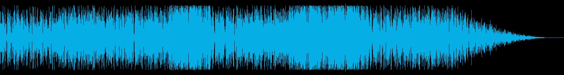Latin サスペンス アクション...の再生済みの波形