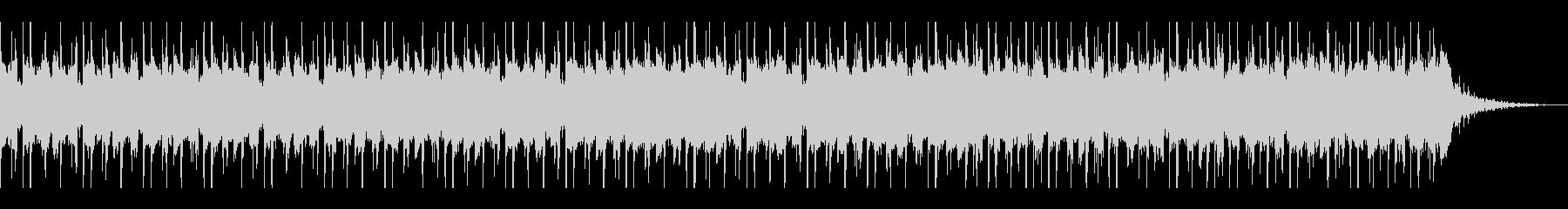 ラマダン(60秒)の未再生の波形