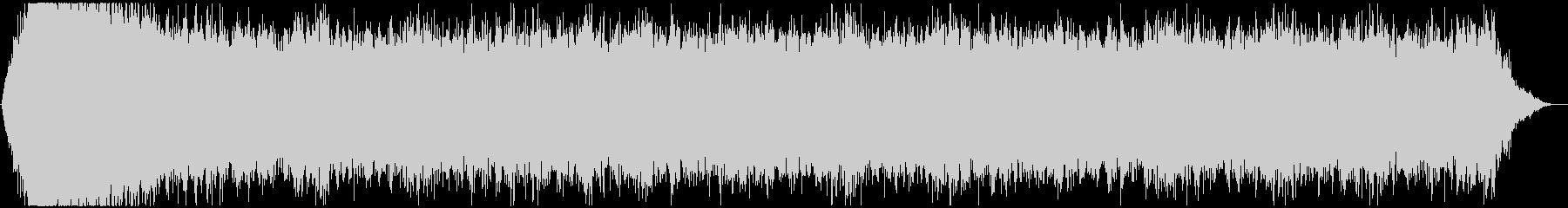 ドローン M ノイズ03の未再生の波形