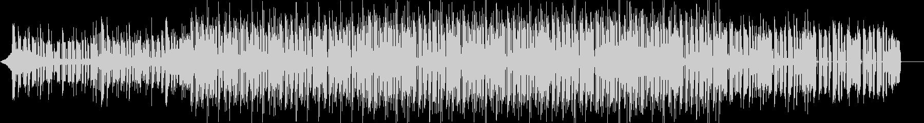 ノリノリなチップチューンEDM・8bitの未再生の波形