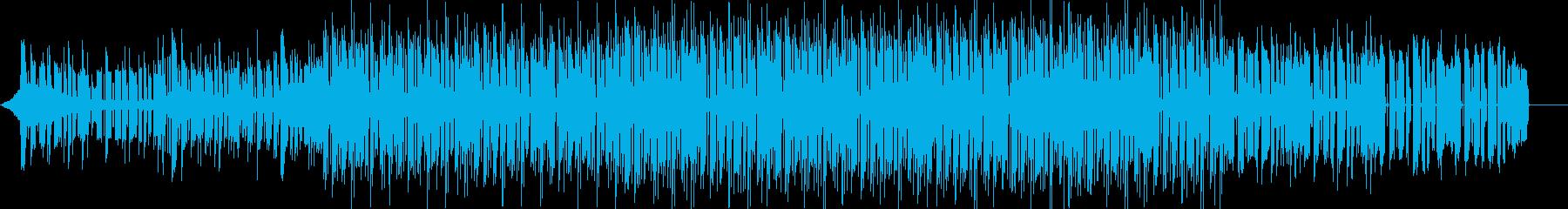 ノリノリなチップチューンEDM・8bitの再生済みの波形