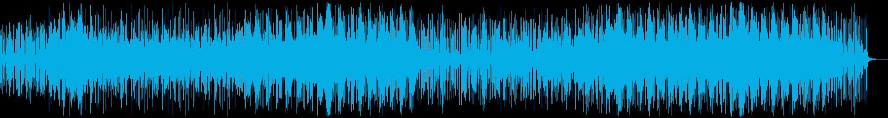 エレキギターが耳に残るディスコサウンドの再生済みの波形