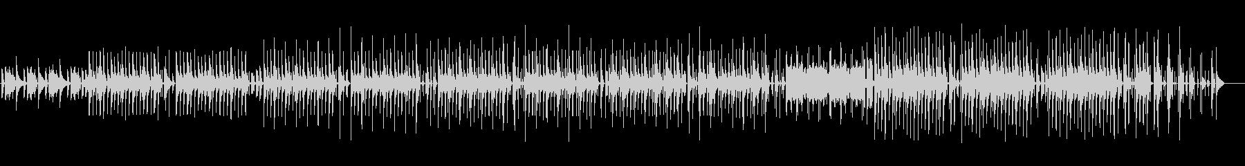 ■まったりワルツ・ピアノ・マリンバの未再生の波形