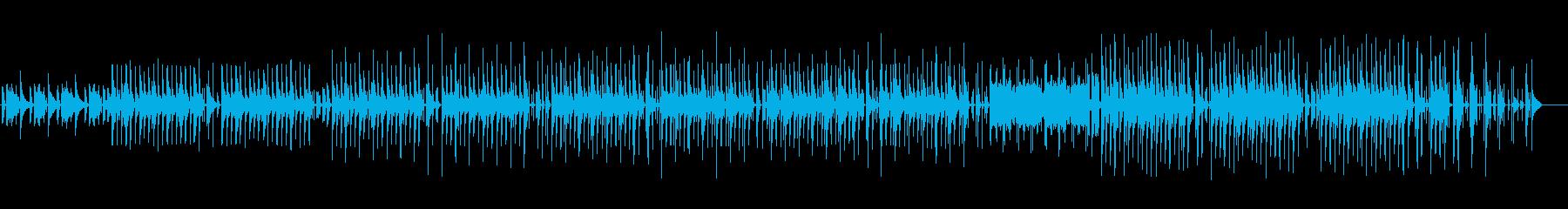 ■まったりワルツ・ピアノ・マリンバの再生済みの波形