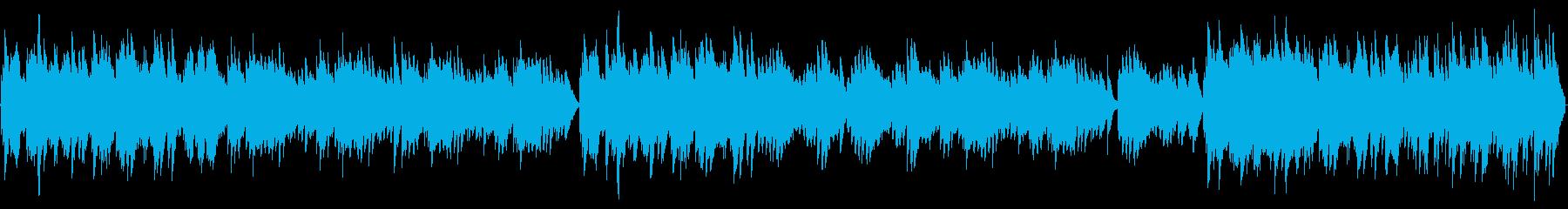 切ない系のピアノソロです!の再生済みの波形