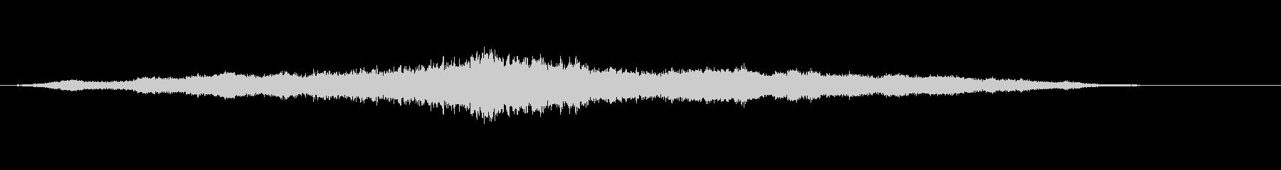ドローンメタリックハーシュフィード...の未再生の波形