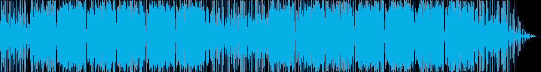 気分ウキウキの楽しいポップなボサノバの再生済みの波形