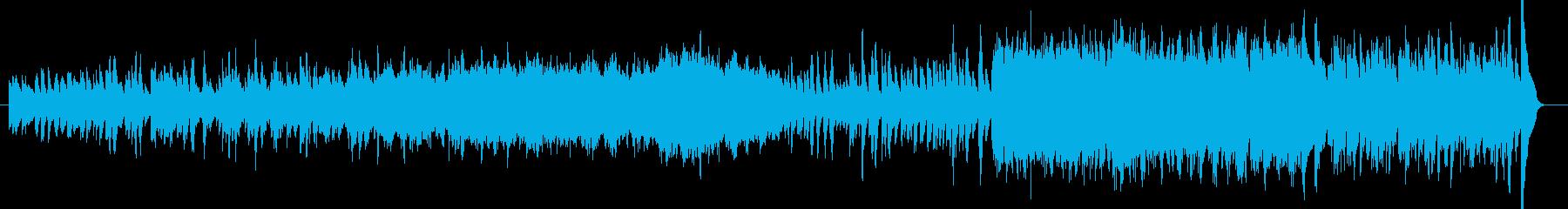 悠久なる三重唱の再生済みの波形