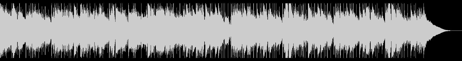 生音・アコースティックギターのバラードの未再生の波形
