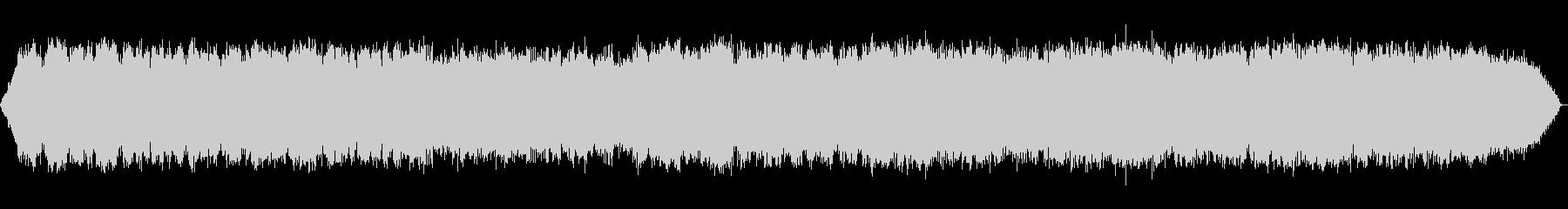 竹笛のバラードの未再生の波形