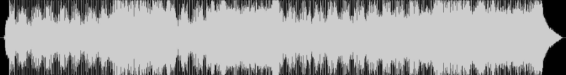 その声の中をの未再生の波形