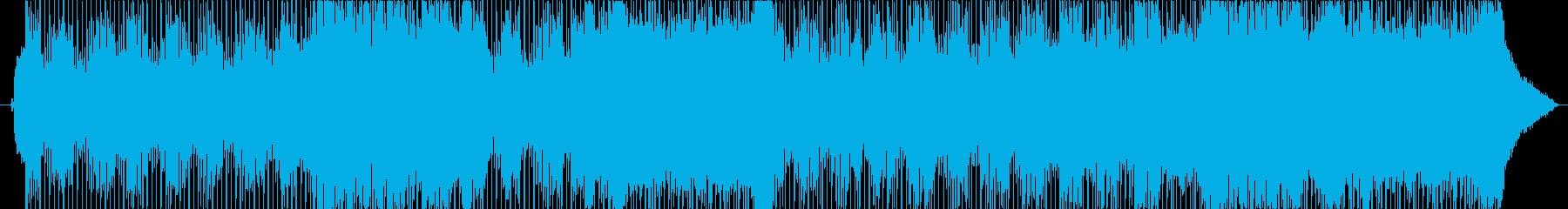 その声の中をの再生済みの波形