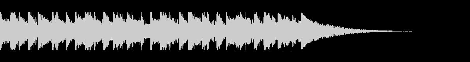 ハッピーアラビア語ラマダン(15秒)の未再生の波形