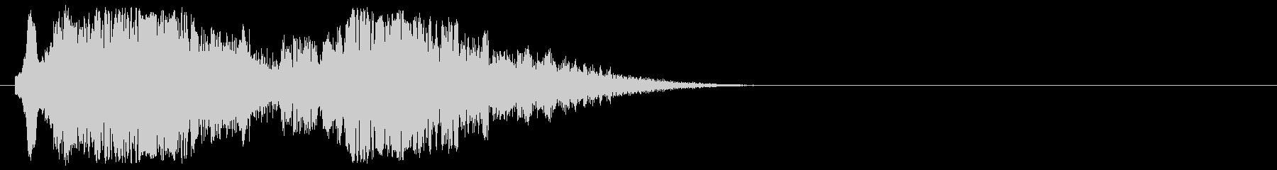 金属の鳴き、巨大、タイプ2の未再生の波形