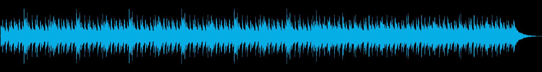 朗読向けしっとりピアノBGM    の再生済みの波形