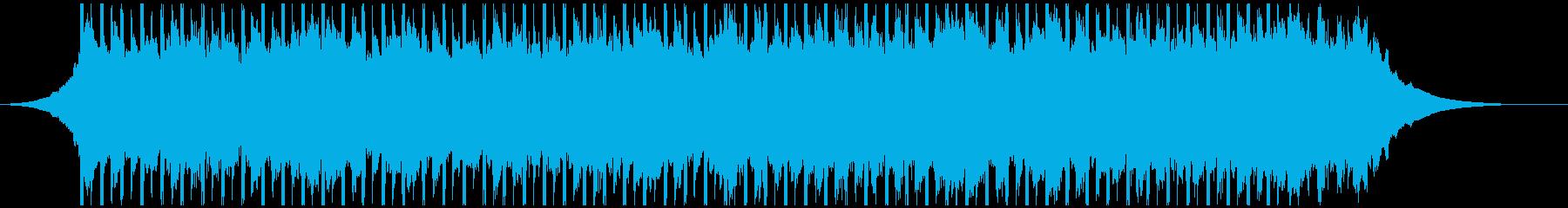 達成(ショート1)の再生済みの波形