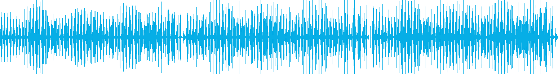 ■ピアノ・鉄琴・ほのぼの・日常・散歩の再生済みの波形