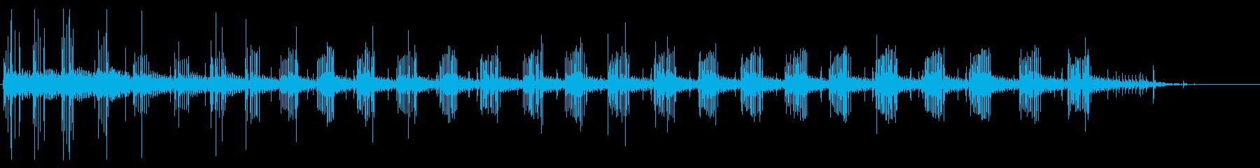 1915ハーレーダビッドソン100...の再生済みの波形