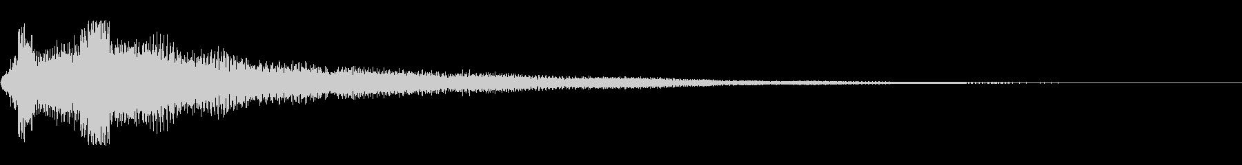 【GAME系】連鎖/パズル/2コンボの未再生の波形
