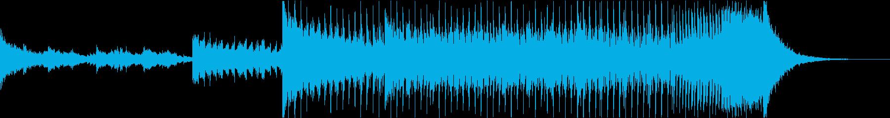 アコギ ギター EDM 爽快感 明るいの再生済みの波形
