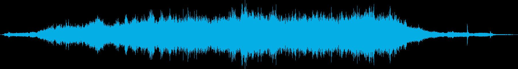 16フィートディーゼルボックストラ...の再生済みの波形