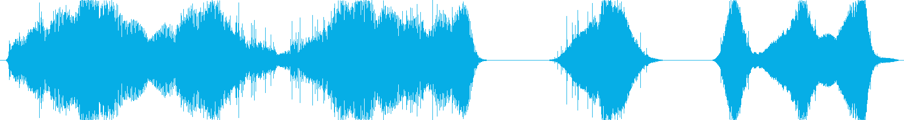 電力装置 バズ10の再生済みの波形